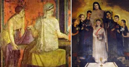 Christian Martyrs: 7 Bizarre, Unbelievable Legends