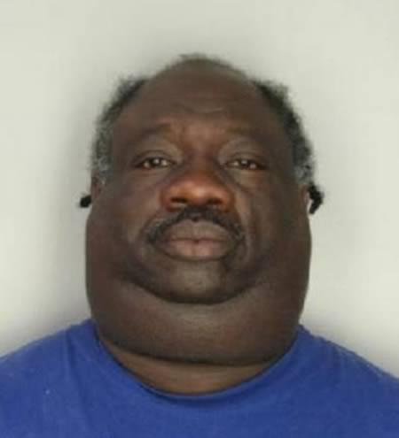 Fat black girl falls