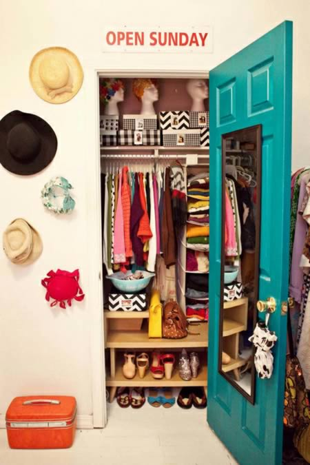 Cabinet Design For Clothes For Girls 12 most creative closet designs - closet designs, closet design