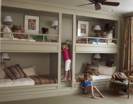 10 Weird But Totally Cool Bunk Beds cool bunk beds bunk beds