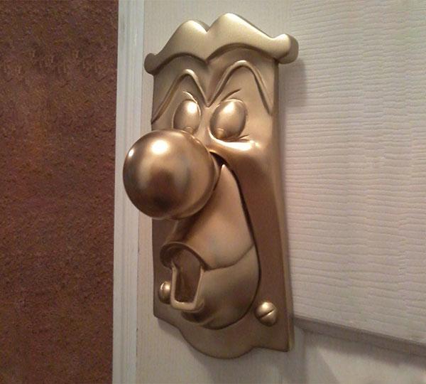 12 Bizarre Door Knobs and Handles Oddee