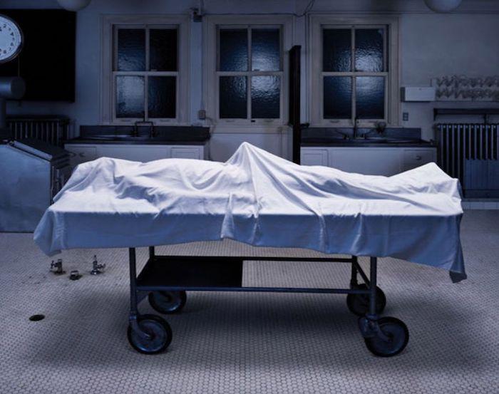 death erection
