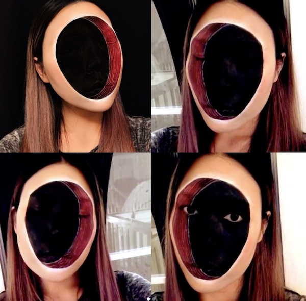 10 Amazing Optical Illusions From Makeup Artist Mimi Choi