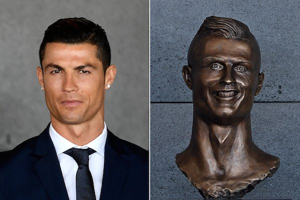 10 Ugly Statues Of Famous People