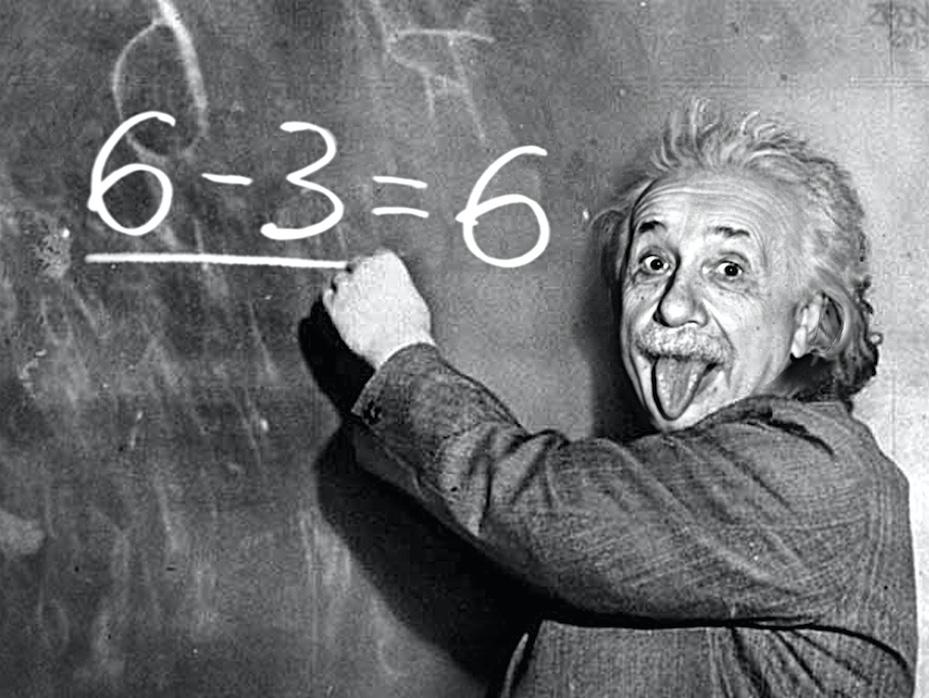 Albert Einstein Theory On Happiness Note