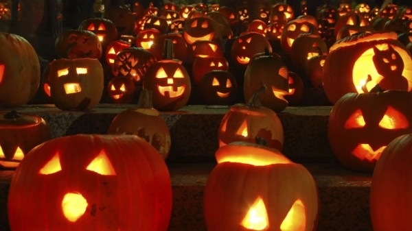 4jack o lanterns were originally carved from turnips and not pumpkins - Halloween Which Day