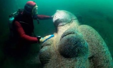 Lost City of Heracleion