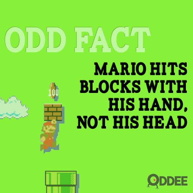 Odd Facts Did You Know
