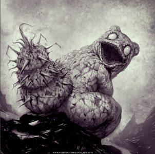 Pokemon Pictures Scary Art