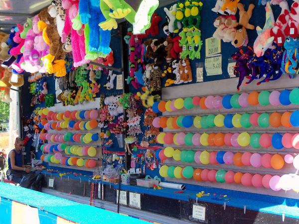 List Of Common Carnival Games | Games World