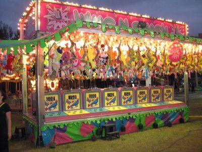 Popular Carnival Games