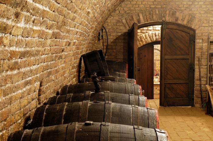 Safest Home In America Wine Cellar