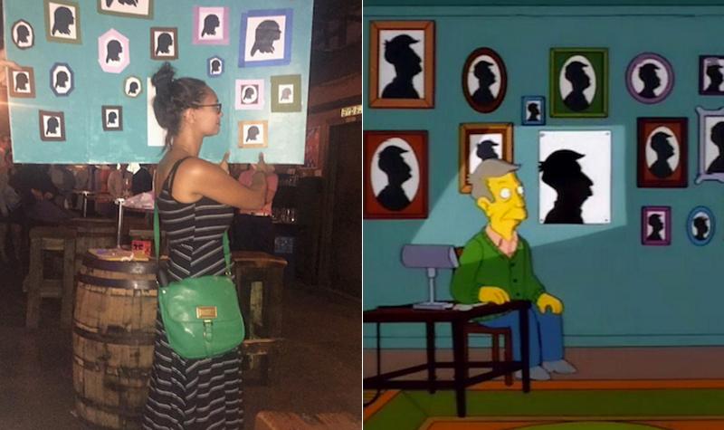 Simpsons Costume Contest 2