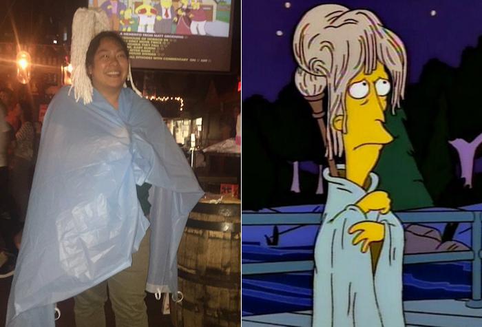 Simpsons Costume Contest 4