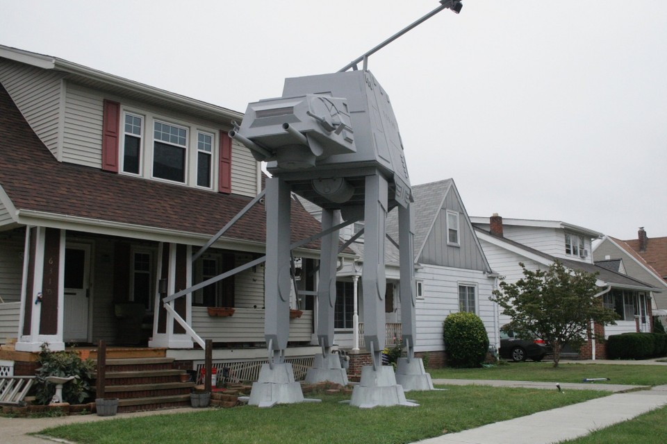 Star Wars Fan At-At Decoration 2