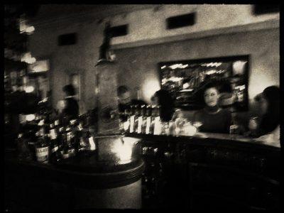 Stranger In Bar