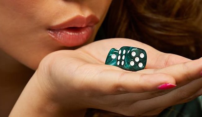 blowing-on-dice