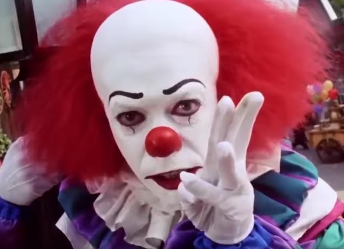 scary clowns history