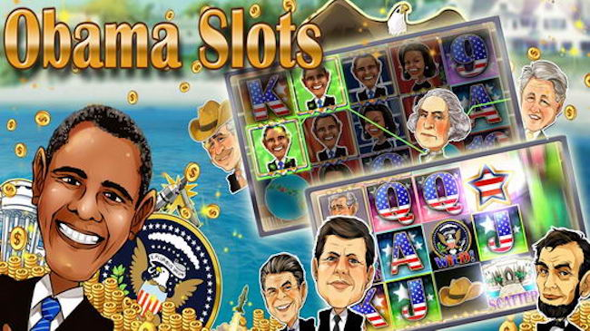 Obama Slot Machine