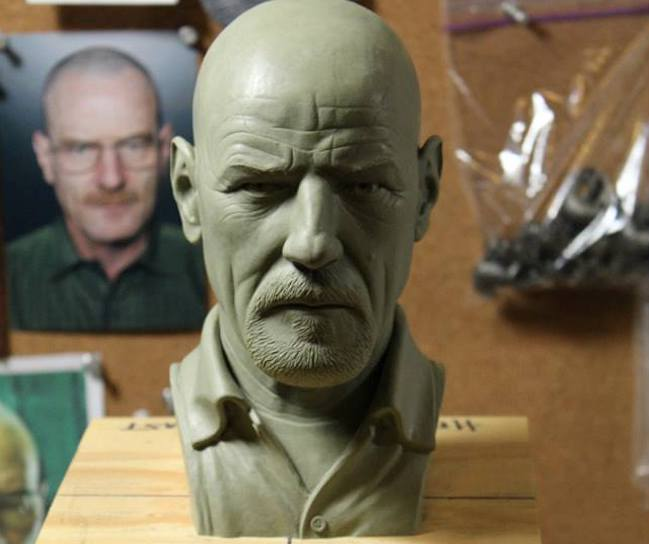 Breaking Bad Busts