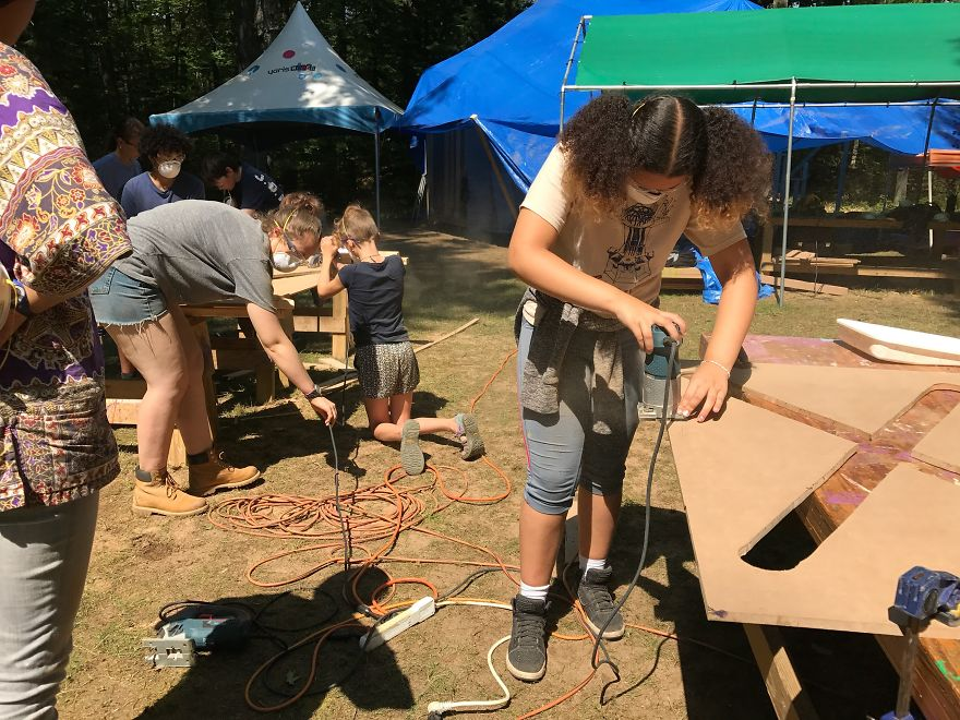 Camp Beam Summer Camp Project