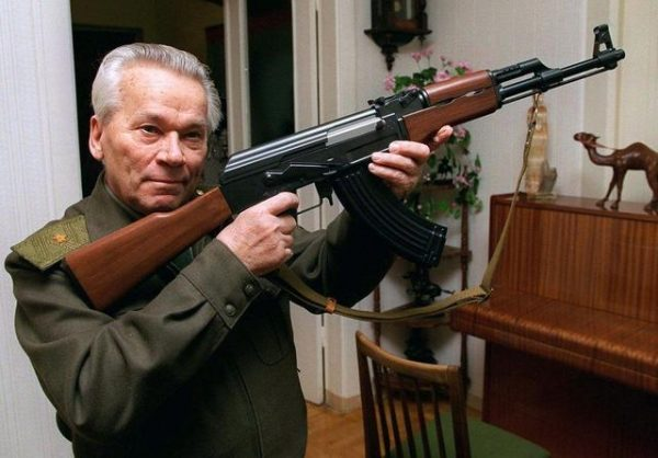 Mikhail Kalashnikov – The man who created AK47