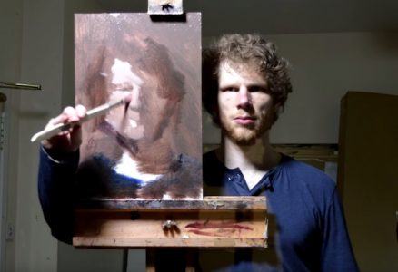 Mirror Self Portrait