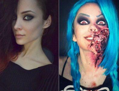 Self-Taught Makeup Artist