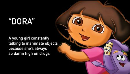 Urban Dictionary Dora