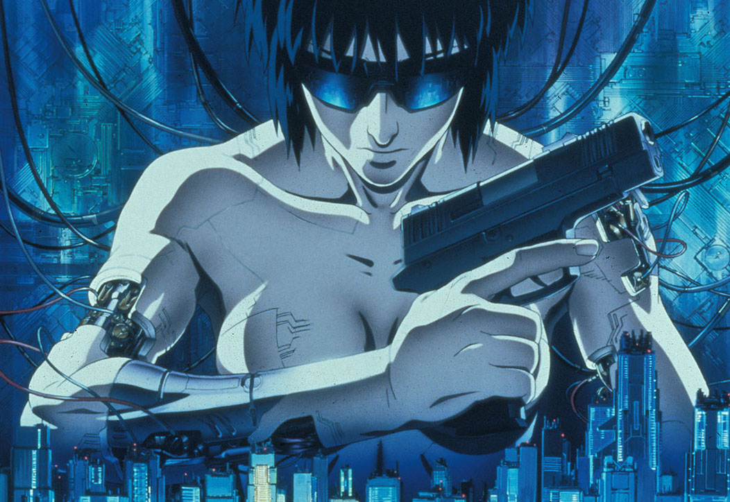 Ghost in the Shell Facts
