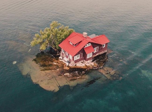 Isolated Homes
