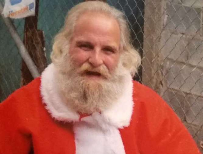 James Earle Bailey Santa