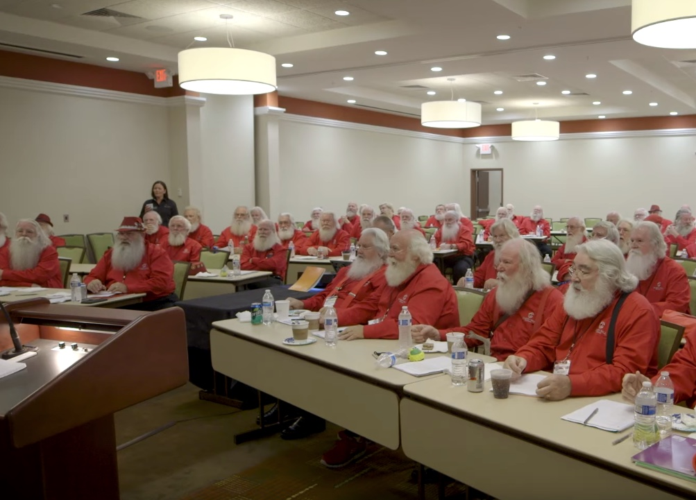 Santa Claus Classes