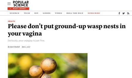 Real But Odd Headlines