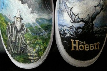 The Hobbit Shoes
