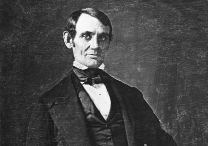 young beardless abe lincoln