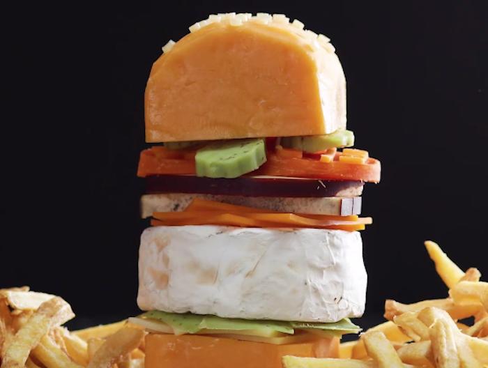 Literal Cheeseburger