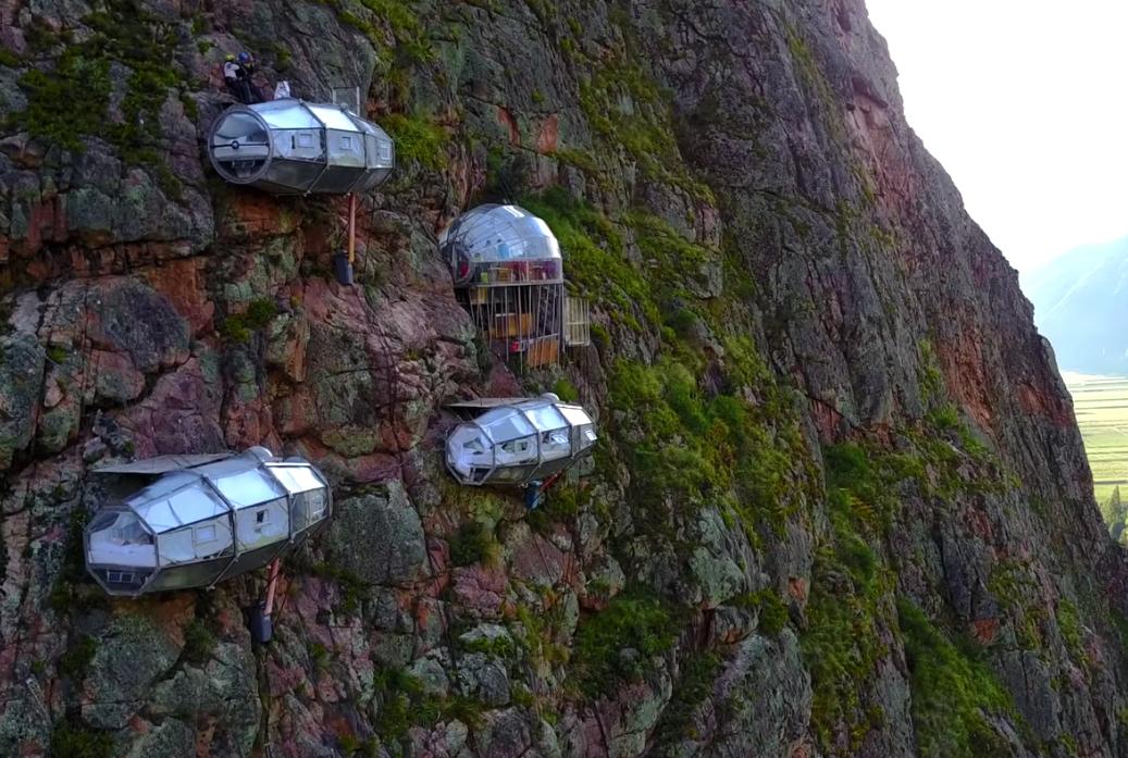 odd hotels