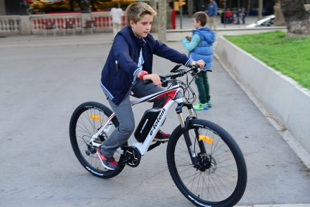 Here's Our Unique Gadget of the Day – Electric Bikes!