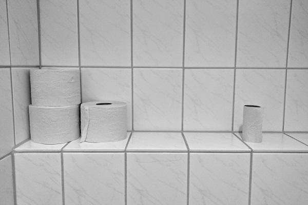 Hong Kong Thieves Steal 600 Rolls Of Toilet Paper