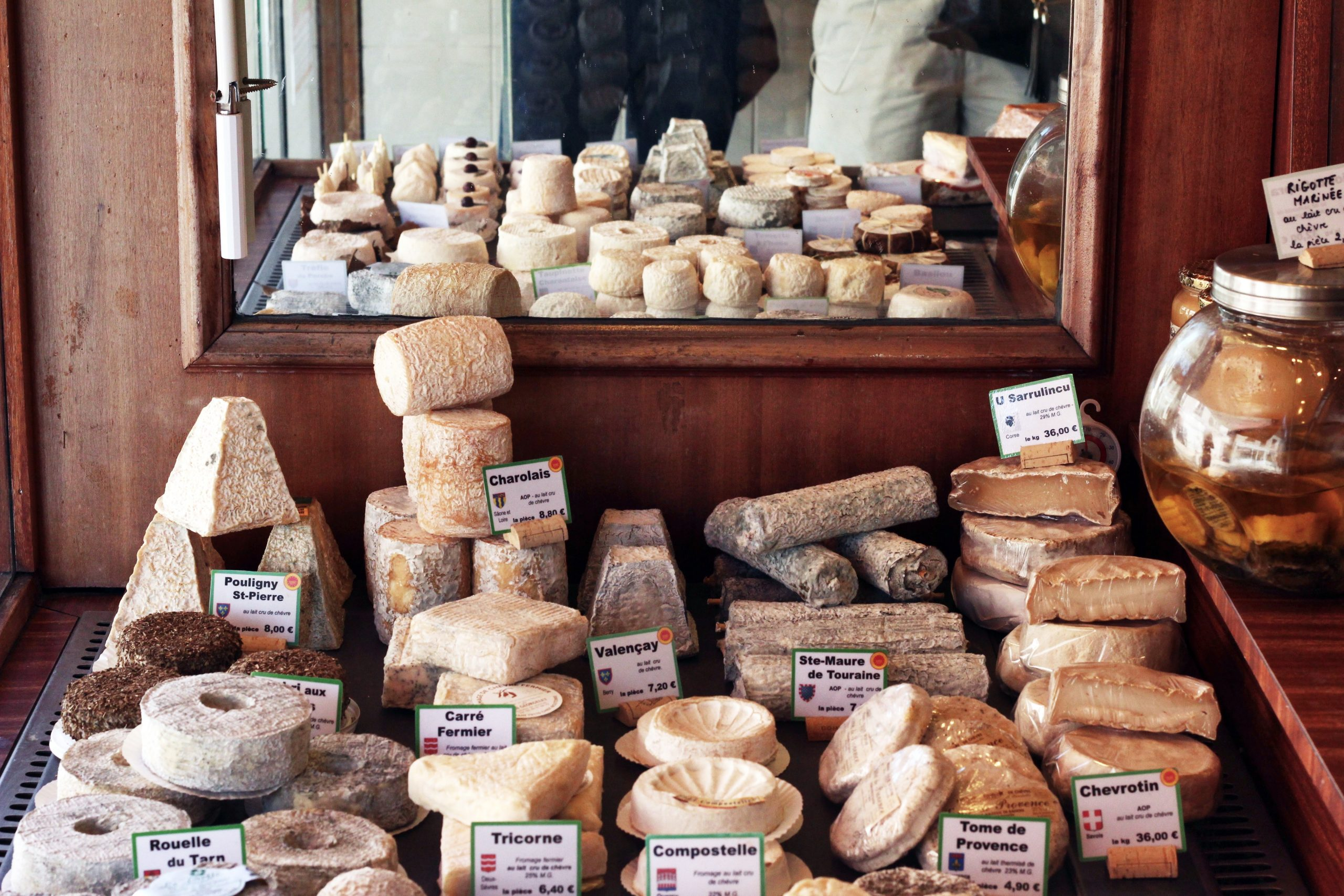 6 Weird Cheeses You Should Try