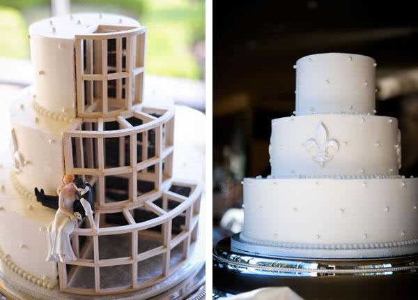 10 Awesome Architectural Cakes Oddee