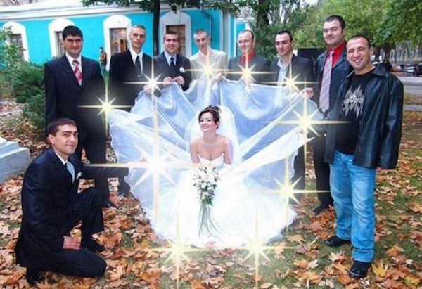 Bad Wedding Photos.12 Worst Wedding Photos Ever Oddee