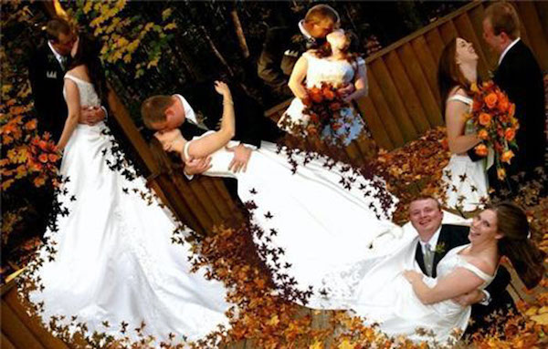 12 Worst Wedding Photos Ever - Oddee