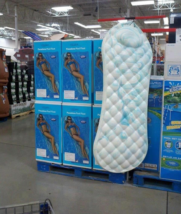 Another 10 Of The Coolest Pool Floats Oddee