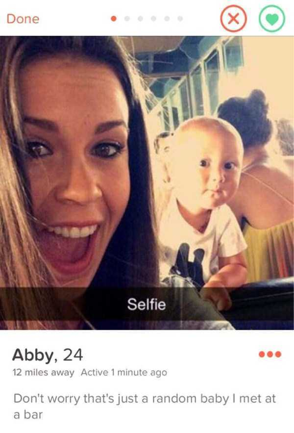 Tinder Profiles That Are Lessons In What Not To Do - 20 strange tinder profiles that will make you laugh
