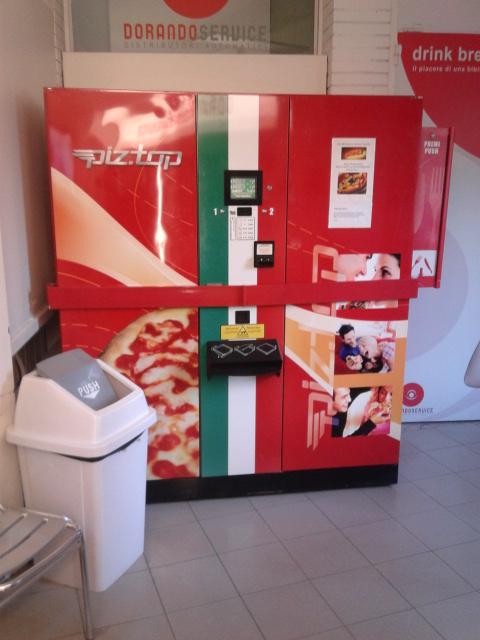 12 Bizarre Vending Machines - strange vending machines - Oddee
