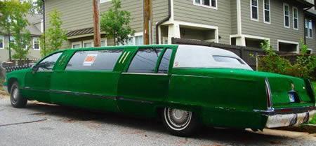 15 Of The World S Strangest Limousines Worlds Longest Limousine