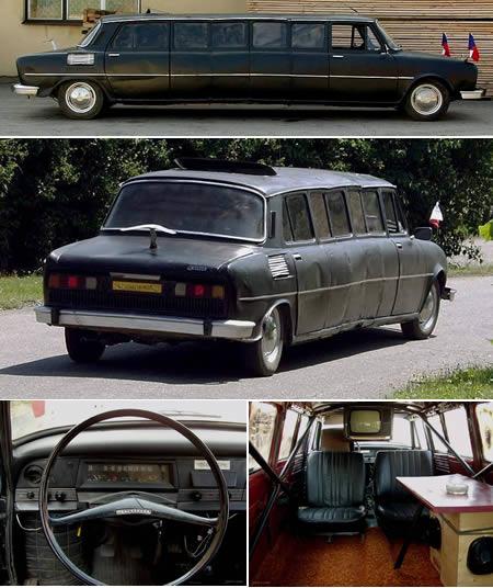 15 of the world 39 s strangest limousines worlds longest limousine oddee. Black Bedroom Furniture Sets. Home Design Ideas