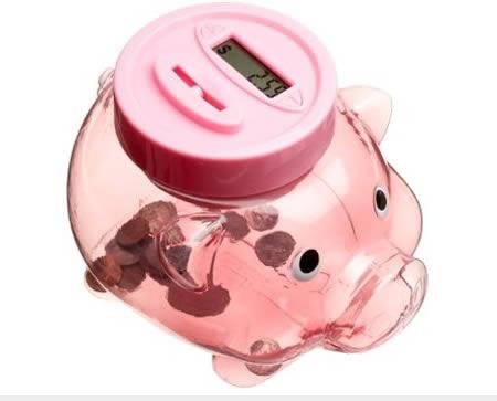 15 Coolest Piggy Banks  piggy banks  Oddee